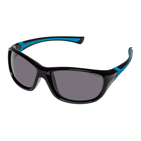 Cancer Council Male Porcupine K Black Wrap Fashion Sunglasses