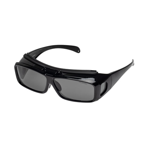 Cancer Council Uni-sex Radford Black 4 Lens Sunglasses