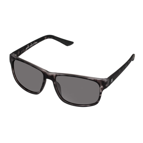 Tradie Male Leader Tort Modern Rectangle Sunglasses