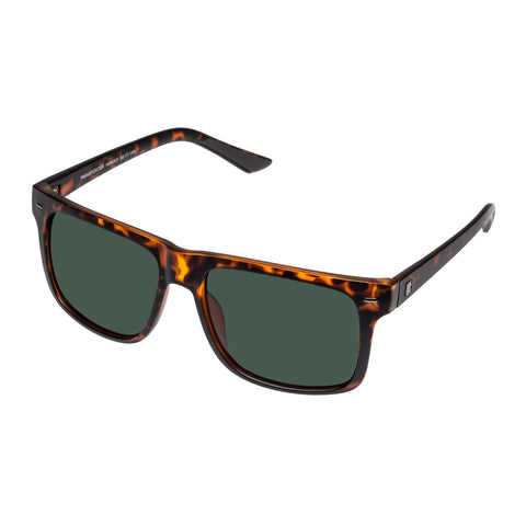 Tradie Male Transporter Tort Modern Rectangle Sunglasses