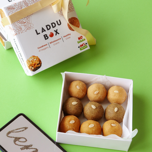 Lovely Lentils Laddubox