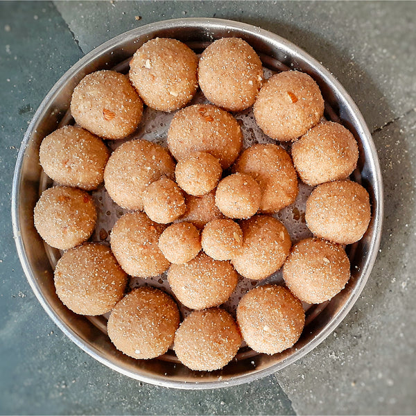Foxtail Millet Laddu (Korra Laddu) - Box of 9