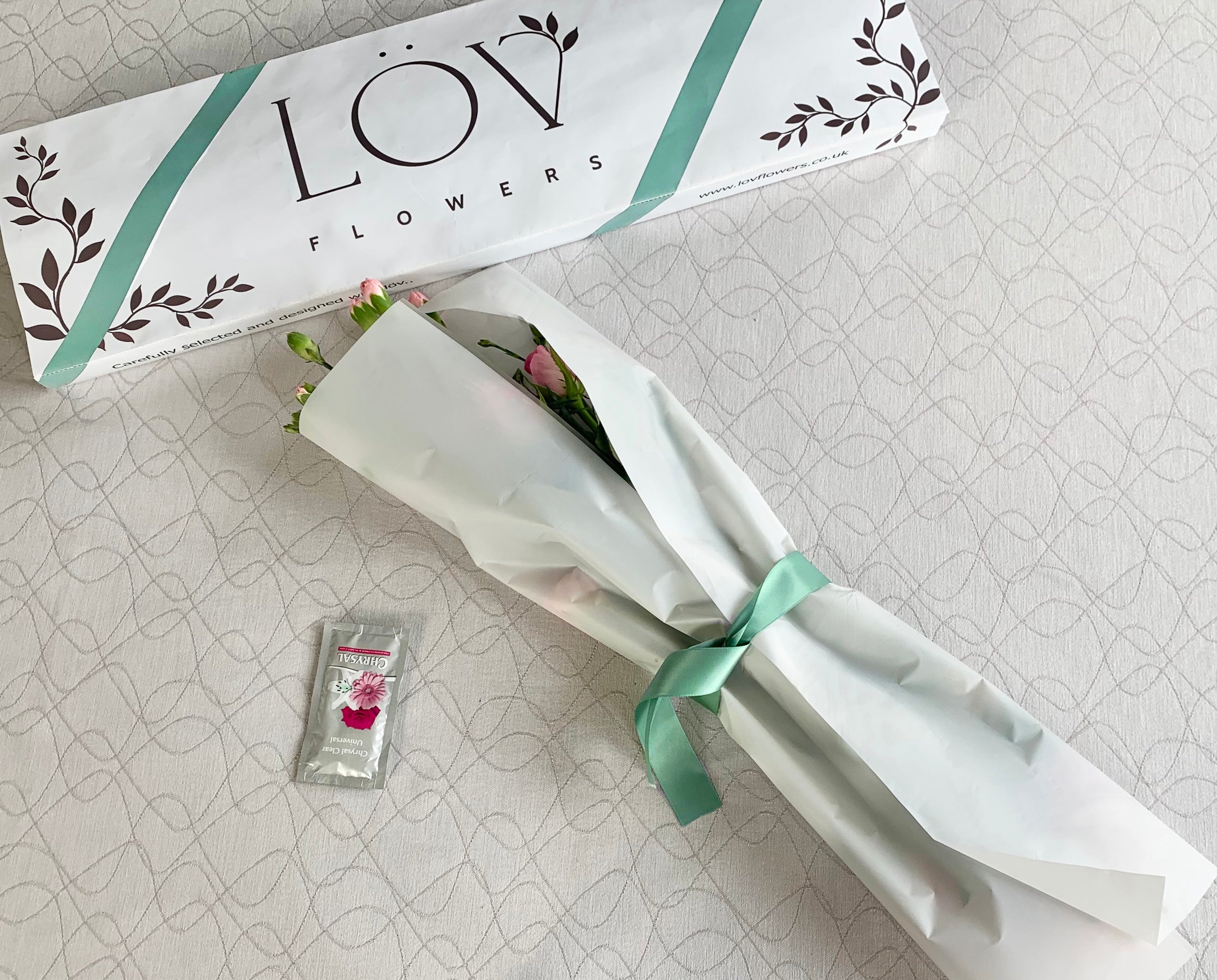 lov letterbox flowers uk delivery london free next day