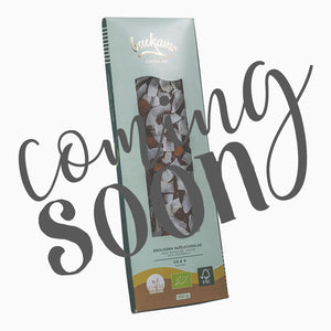 Backamo Organic Milk Chocolate Almond Coconut Seasalt - Lov Flowers UK