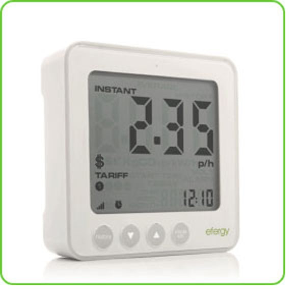 Efergy E2  MONITOR ONLY - Florida Eco Products