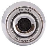 Niagara N2615CH Tri-Max Adjustable showerhead  0.5 / 1.0 / 1.5 gpm - Florida Eco Products  - 5