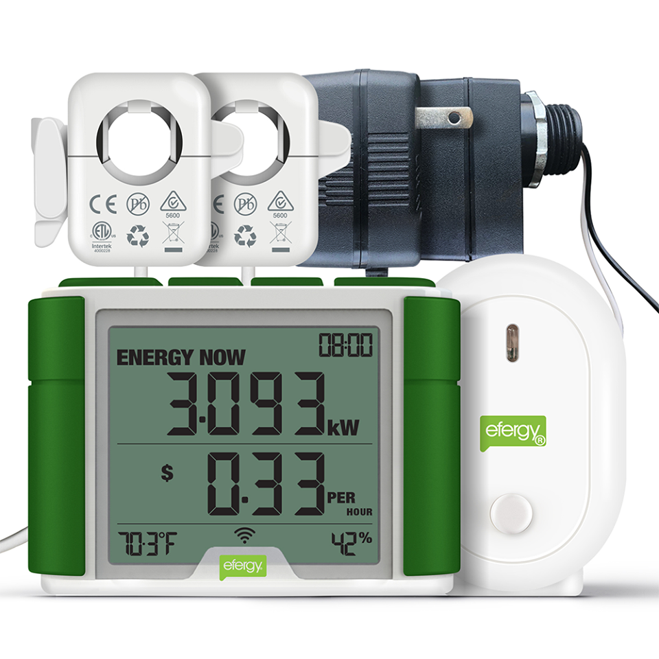 Efergy True Power Meter ETPM-US