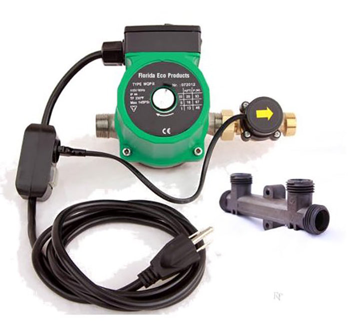 WaterQuick Pro II - hot water recirculating pump Home Conversion Kit
