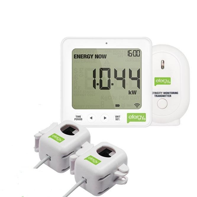 Efergy E2 Classic Power Monitor E2C-CT - Florida Eco Products