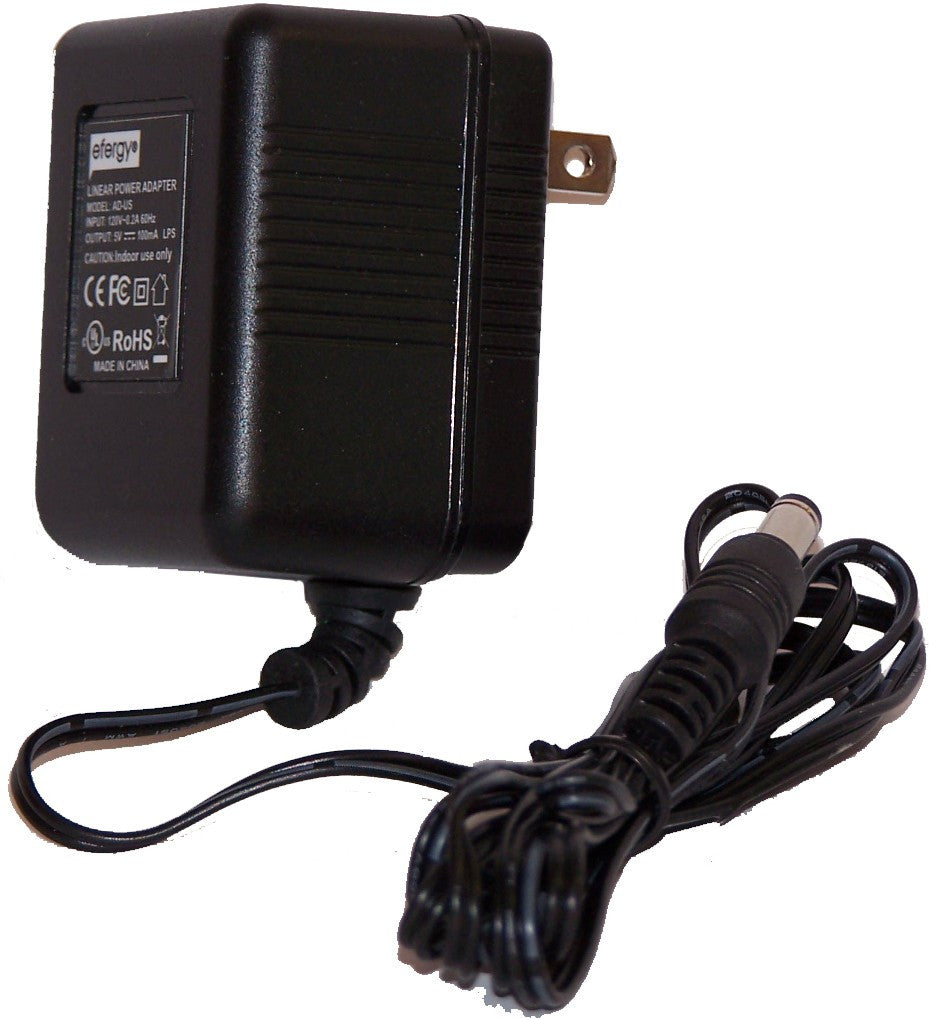 Efergy DC monitor power adapter