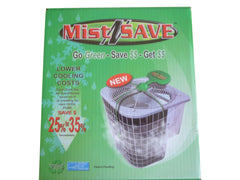 Mist-N-Save AC Misting System - Florida Eco Products  - 1