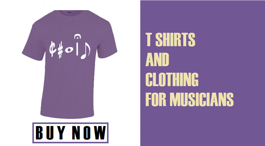 Clothing for musicians