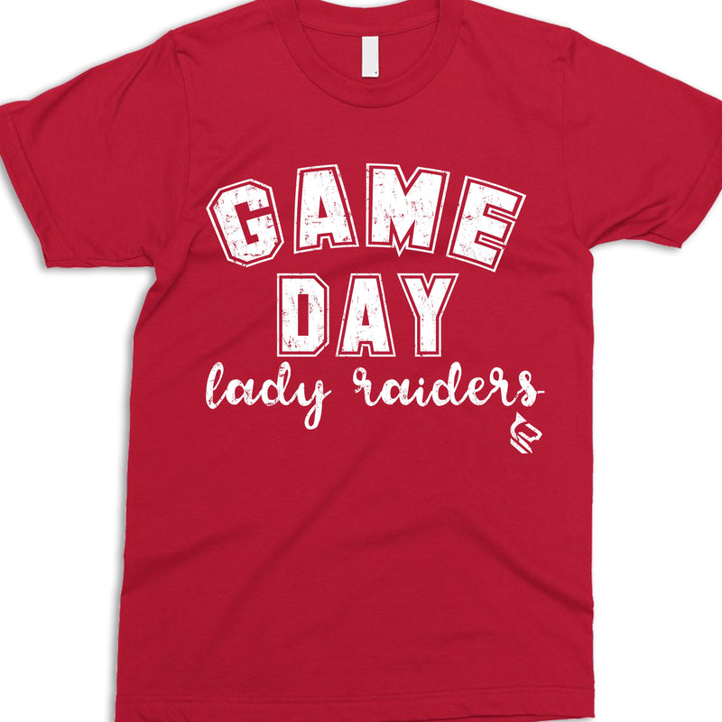 Game Day Mascot RED Tees