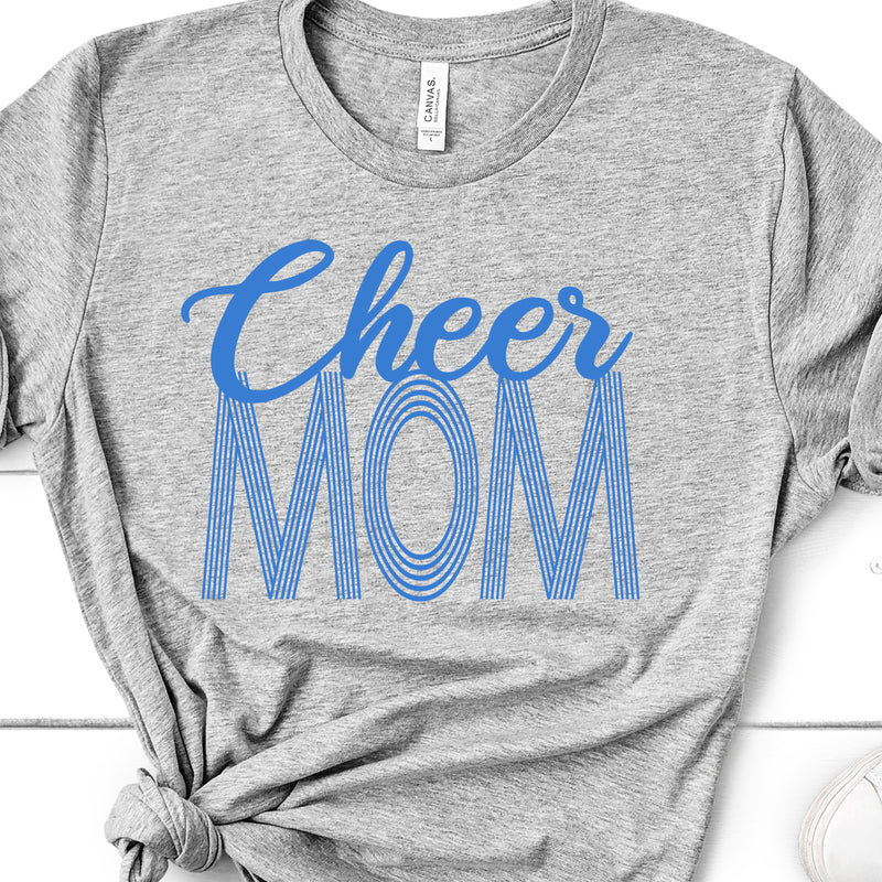 CHEER MOM SHIRTS - MAKE YOUR OWN COMBINATION