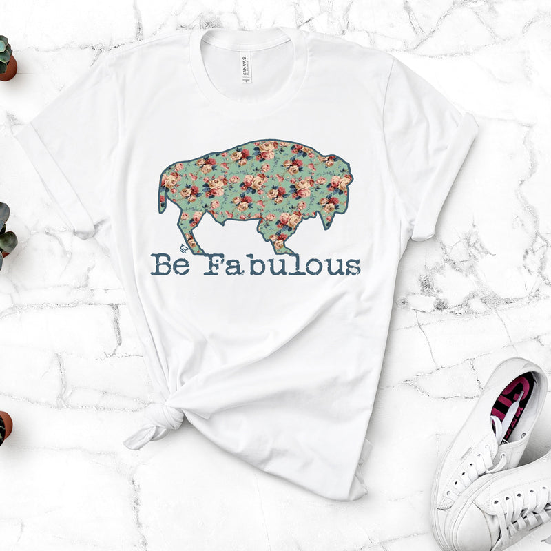 BE FABULOUS BUFFALO W161