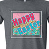 HAPPY EASTER PASTEL POSTER