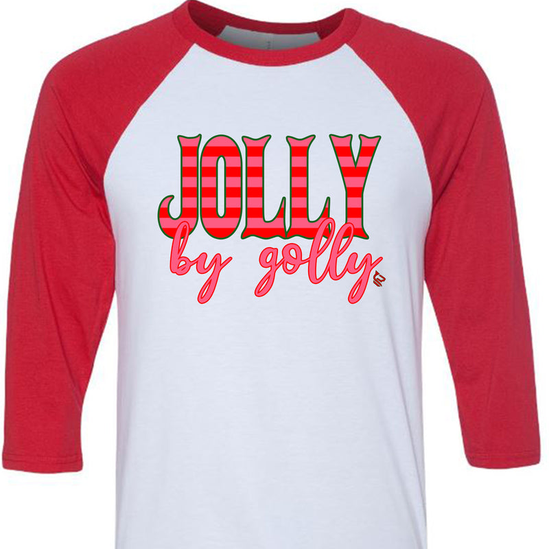 CHRISTMAS: JOLLY BY GOLLY