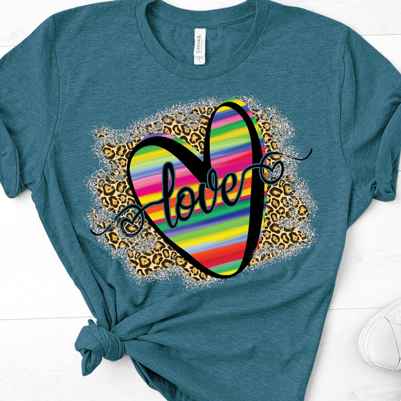 3008: SERAPE CHEETAH LOVE