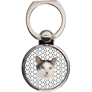 Custom Pet Head Phone Ring
