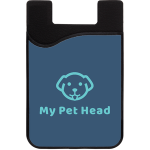 My Pet Head Phone Wallet
