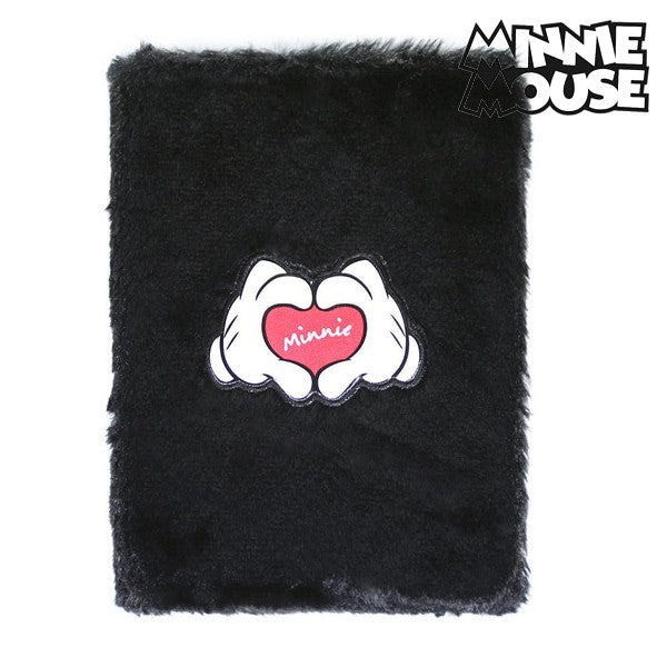 Carnet de Notes Minnie Mouse Noir