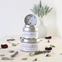 Mossy Garden Candle