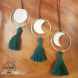 Pine - Moon Phase Ornaments