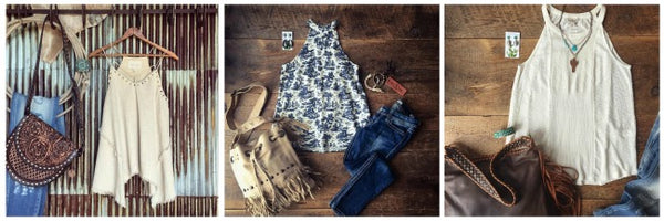 Romantic Halter Tops