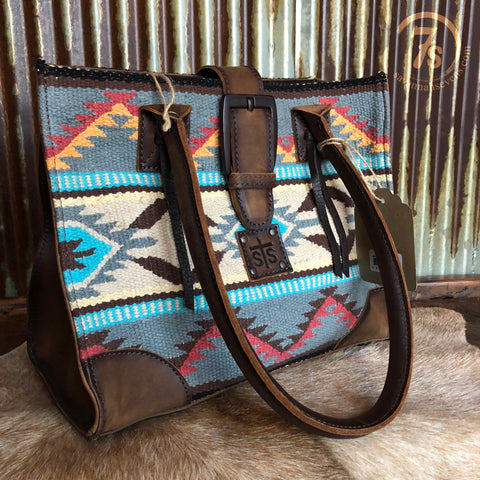 The Saddle Blanket Bag