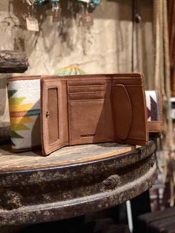 The Falcon Cove Trifold Wallet