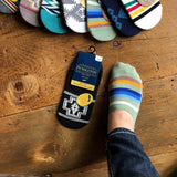 Rocky Mountain Sage Pendleton Moc Socks