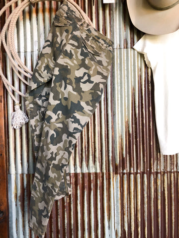 The Hank Camo Pants