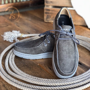 The Hilo Deep Ash {mens}