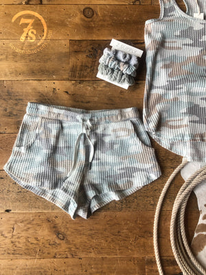 The Canyon {lounge shorts}