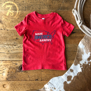 The Make America Ranchy {infant & toddler}