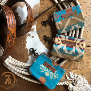 The Journey West ID Pouch