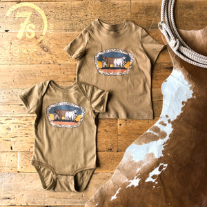 The Herd {infant & toddler}