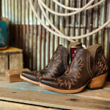 The Dixon {weathered brown}