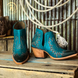 The Dixon {green turquoise}