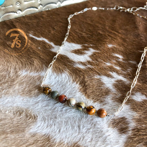 Red Creek Necklace