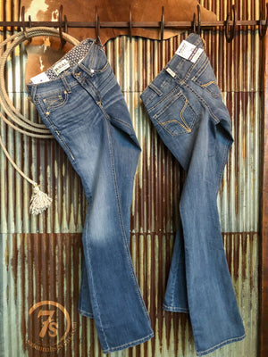 The Huxton Perfect Rise Bootcut Jean