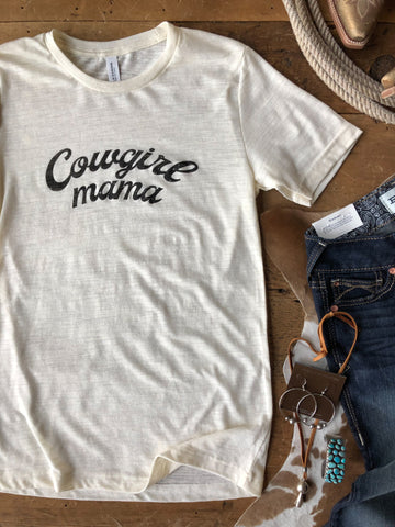 The Cowgirl Mama {ivory}