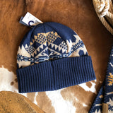 Journey West Beanie {navy}