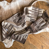 Harding Brown Scarf