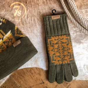 Chief Joseph Gloves {olive}