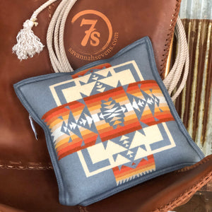 Chief Joseph Slate Pillow