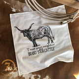 Brand Your Cattle Tea Towel