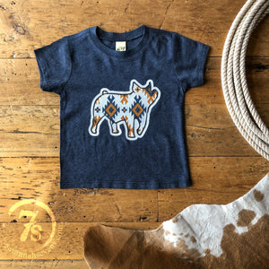 The Show Pig {infant & toddler}
