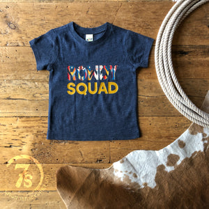 The Rowdy Squad {infant & toddler}