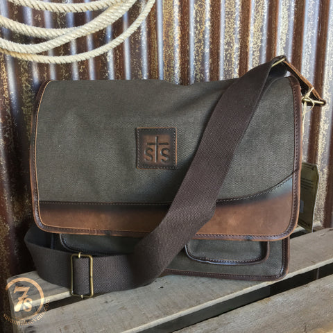 Channing Messenger Bag